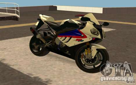 BMW S1000RR City Version для GTA San Andreas