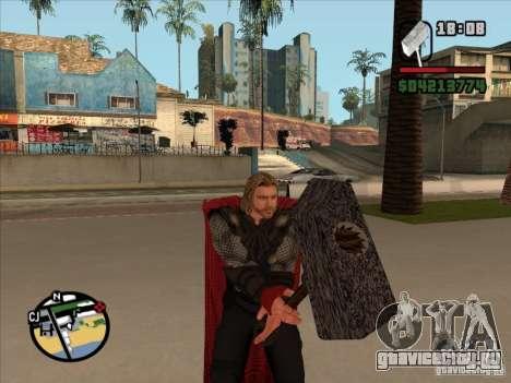 Тор для GTA San Andreas третий скриншот