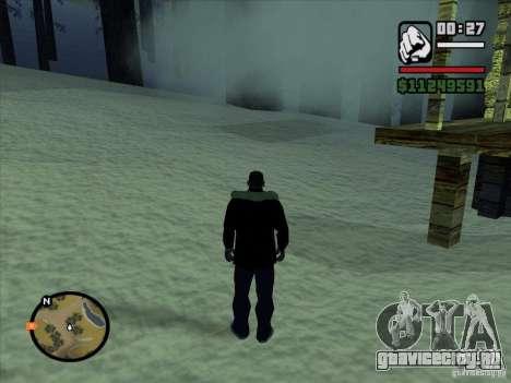 GhostCar для GTA San Andreas третий скриншот