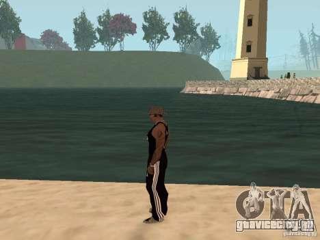 Выбор любой погоды для GTA San Andreas четвёртый скриншот