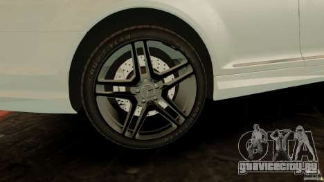 Mercedes-Benz CL65 AMG Stock для GTA 4 вид сбоку