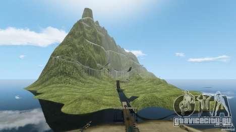 MG Downhill Map V1.0 [Beta] для GTA 4