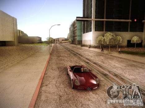 Увеличение прорисовки машин и педов для GTA San Andreas третий скриншот