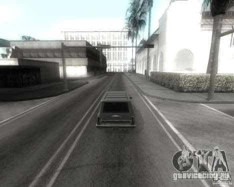 GTA SA - Black and White для GTA San Andreas пятый скриншот