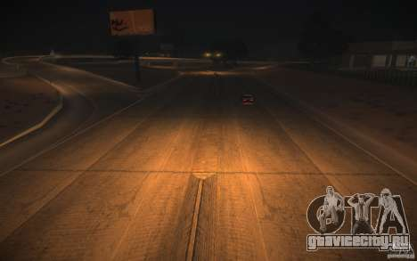 HD Дороги v2.0 Final для GTA San Andreas восьмой скриншот