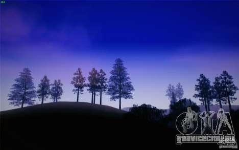 CreatorCreatureSpores Graphics Enhancement для GTA San Andreas седьмой скриншот
