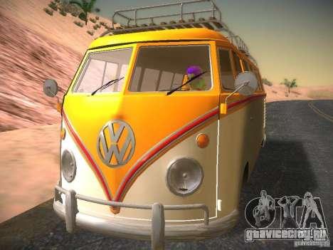 Volkswagen Type 2 Custom для GTA San Andreas