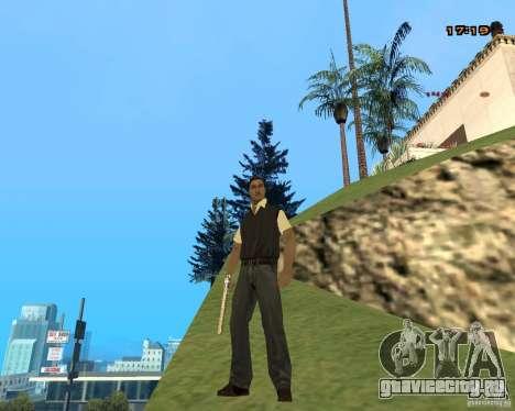 Новые анимации для GTA San Andreas третий скриншот