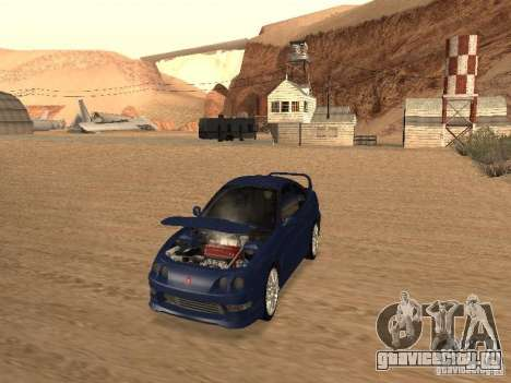 Acura RSX Light Tuning для GTA San Andreas вид слева