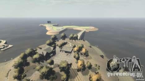 Drifttrack IV для GTA 4 третий скриншот
