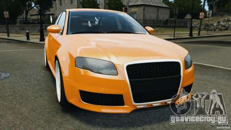 Audi RS4 EmreAKIN Edition для GTA 4