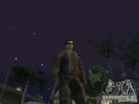 Terminator для GTA San Andreas третий скриншот