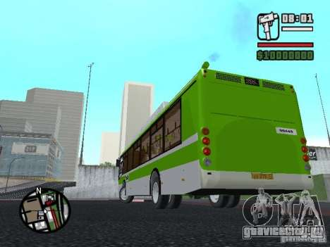 ЛиАЗ 5292.70 для GTA San Andreas вид справа