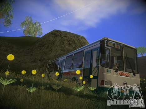 ЛиАЗ-5256.26 v.2.1 для GTA San Andreas салон