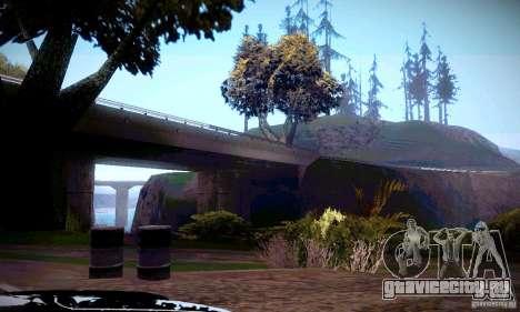ENBSeries By _SilveR_ v2.0 для GTA San Andreas второй скриншот