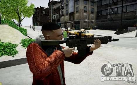 Colt CM901 из MW3 для GTA 4 четвёртый скриншот
