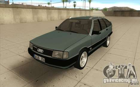 Audi 100 Avant Quattro для GTA San Andreas