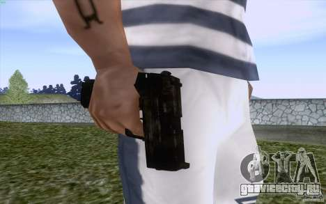 Оружие из F.E.A.R. для GTA San Andreas второй скриншот