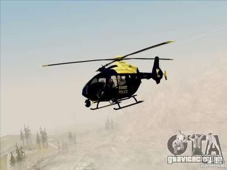 Eurocopter EC-135 Essex для GTA San Andreas