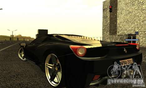 ENB Series 2013 HD by MR для GTA San Andreas шестой скриншот