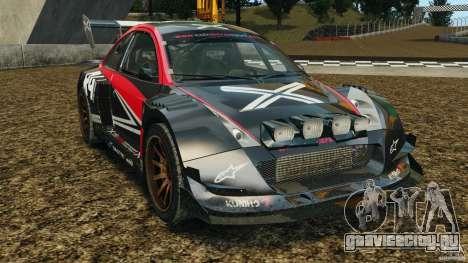 Colin McRae R4 Rallycross для GTA 4
