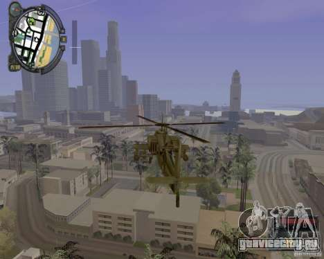 iCEnhancer beta для GTA San Andreas четвёртый скриншот