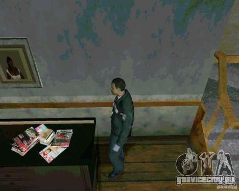 New Medic для GTA San Andreas третий скриншот