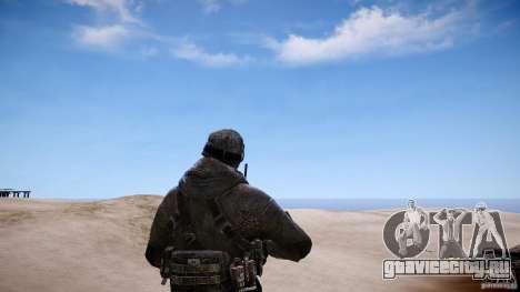 Капитан Прайс из COD MW3 для GTA 4 третий скриншот