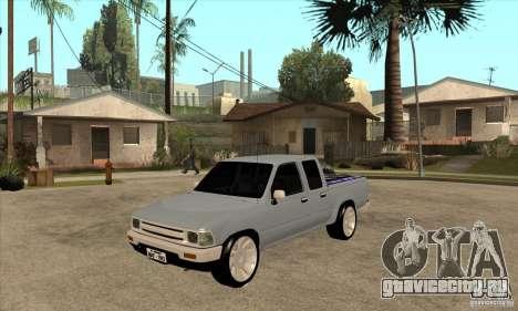 Toyota Hilux Surf v2.0 для GTA San Andreas