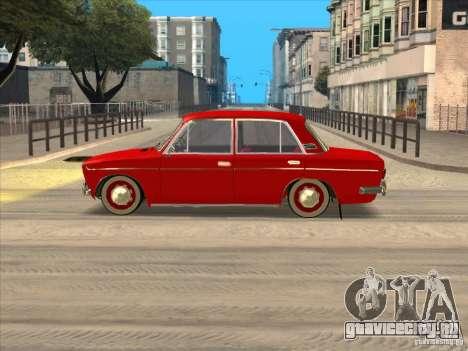 ВАЗ 2103 Resto style для GTA San Andreas вид слева