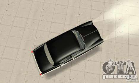 ГАЗ-21 Волга для GTA San Andreas вид справа