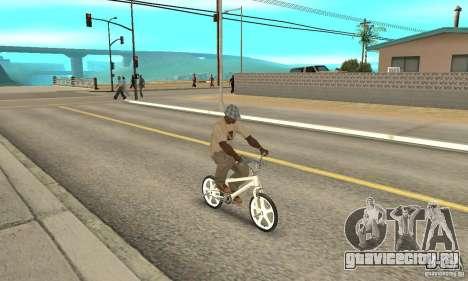 Skyway BMX для GTA San Andreas вид справа