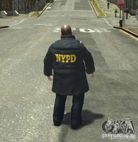 Ultimate NYPD Uniforms mod для GTA 4 девятый скриншот
