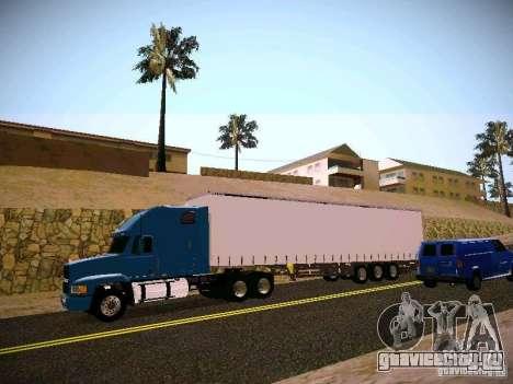 Mack СН-613 для GTA San Andreas вид слева
