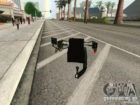 Новый Jetpack для GTA San Andreas четвёртый скриншот