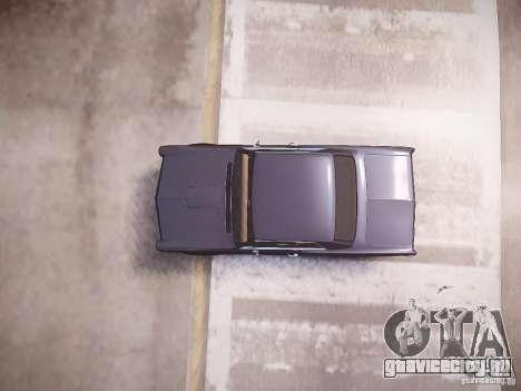 Pontiac GTO 1965 Custom discks pack 3 для GTA 4 вид справа