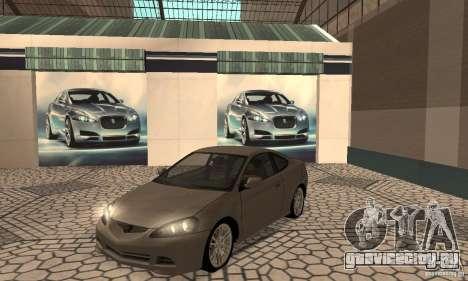 Acura RSX New для GTA San Andreas вид слева