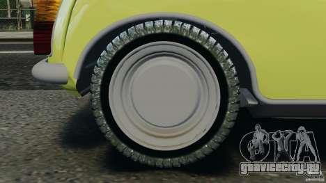Mini Cooper для GTA 4 вид сбоку