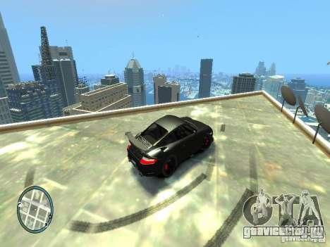 Ruf Rt 12 Final для GTA 4 вид справа