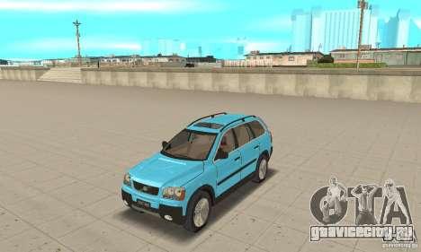 Volvo XC90 для GTA San Andreas
