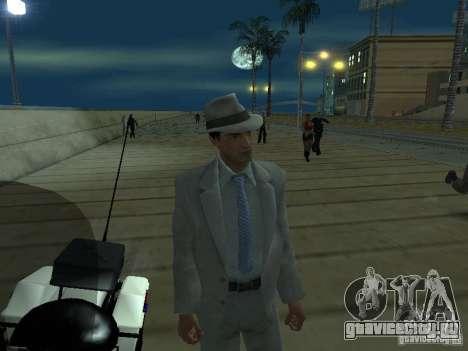 Вито Скаллета v1.5 для GTA San Andreas второй скриншот