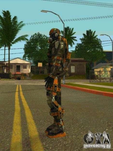 Скины S.T.A.L.K.E.R. для GTA San Andreas восьмой скриншот