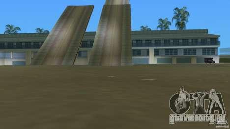 Stunt Dock V1.0 для GTA Vice City третий скриншот