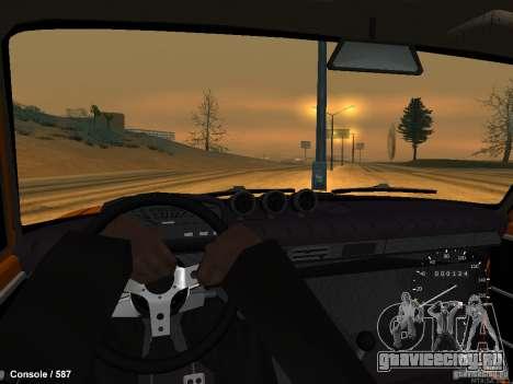 ВАЗ 2101 Бродяга для GTA San Andreas вид сзади слева