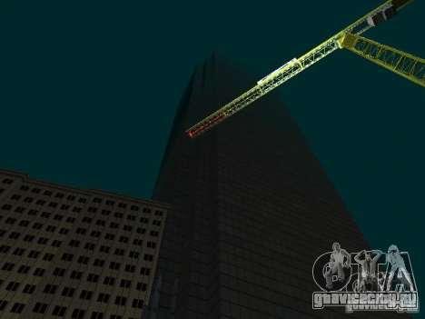 New СITY v1 для GTA San Andreas четвёртый скриншот