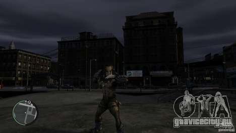 Хищник Predator для GTA 4 второй скриншот