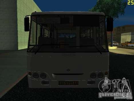 Богдан A09202 v2 для GTA San Andreas