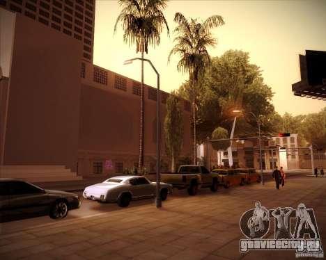 Новые текстуры Мерии для GTA San Andreas пятый скриншот