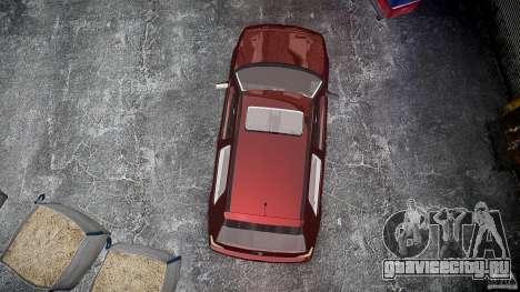 Volkswagen Golf MK3 GTI для GTA 4 вид сверху
