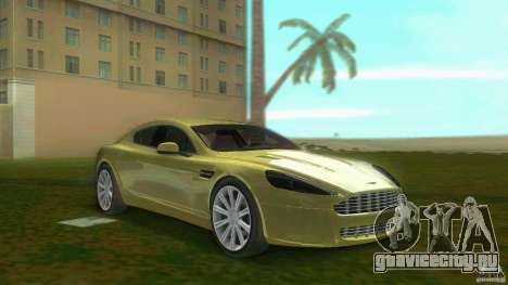 Aston Martin Rapide для GTA Vice City